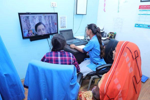 Anhad India Telemedicine