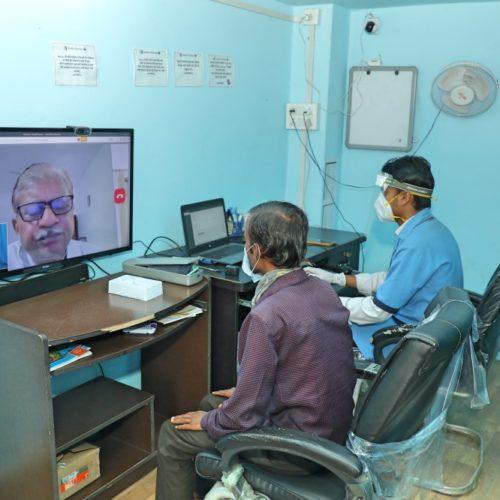 Anhad India Telemedecine
