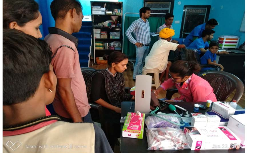 Anhad India Volunteer