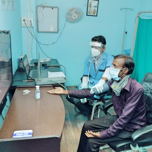 Anhad India Rural Telemedicine