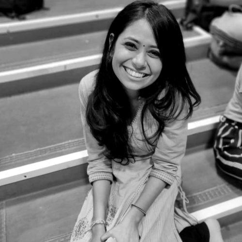 Anhad India Team Member Sumedha Uppal
